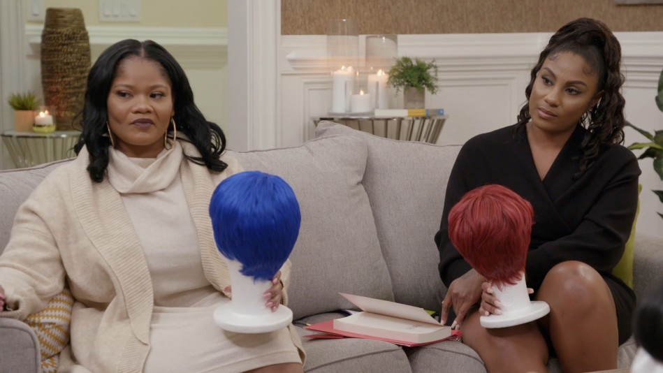 "Iyanla: Alpha Black Women Are Taught ""They Can't Be Weak"""