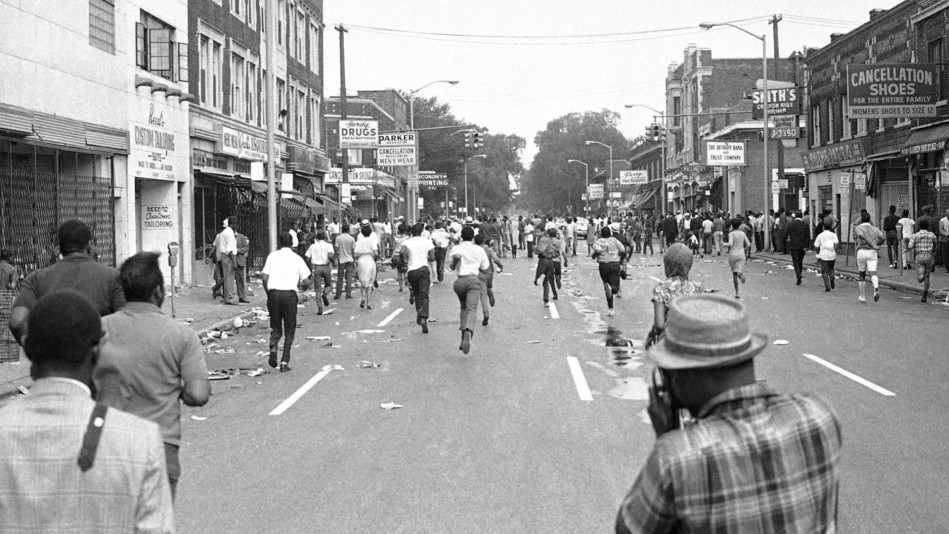 Myra Anderson Recalls the 1967 Detroit Riots