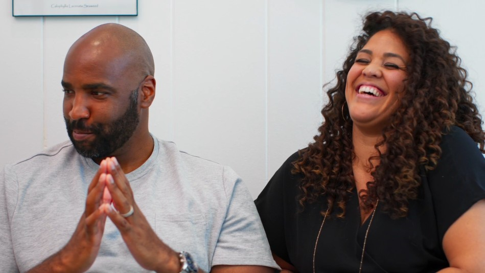 Ephraim and Renece Talk Trust and Redemption
