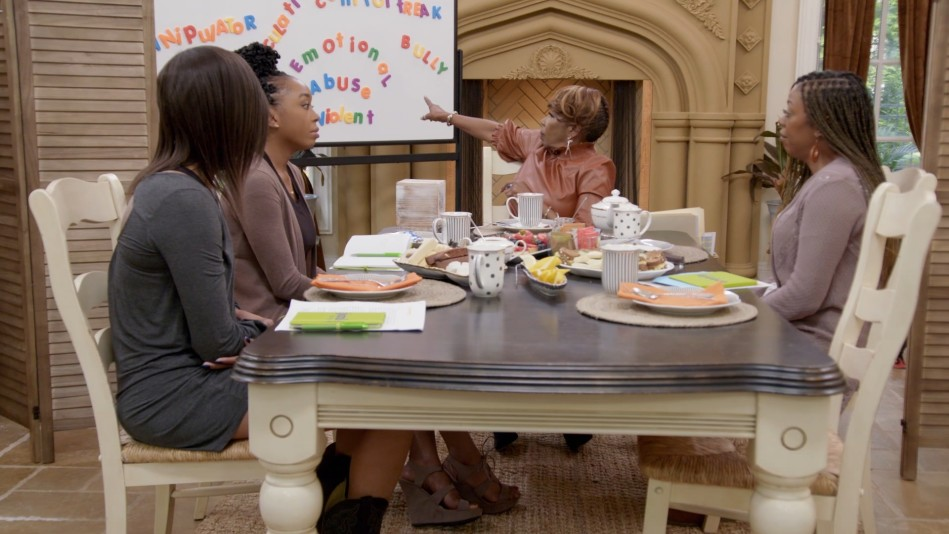 Iyanla Helps a Mother Confront Her Emotional Abuse