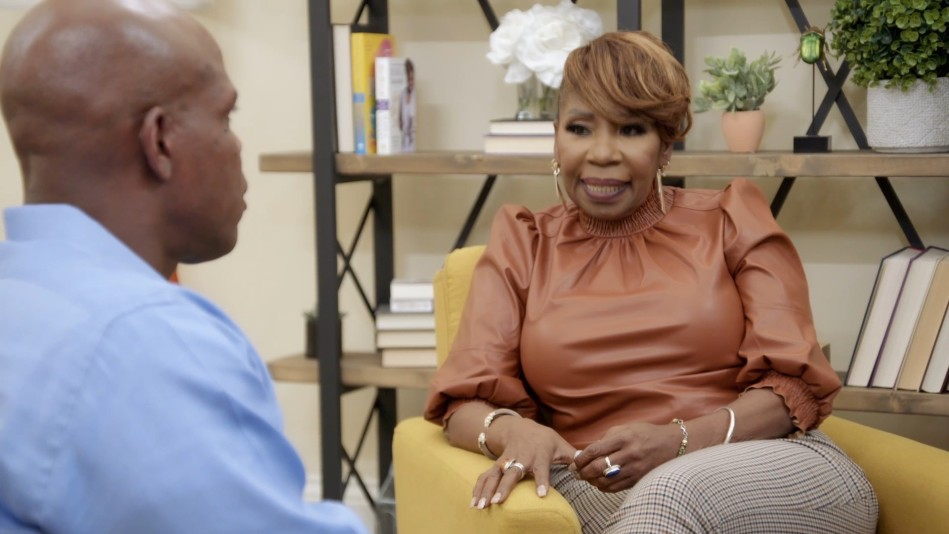 "Iyanla Calls Out A Husband: ""You Have Been Leading From Behind"""