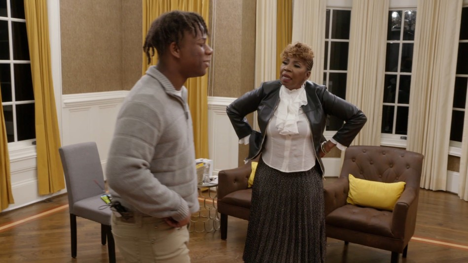 Iyanla Shows David Jr. That He's on the Pipeline to Prison