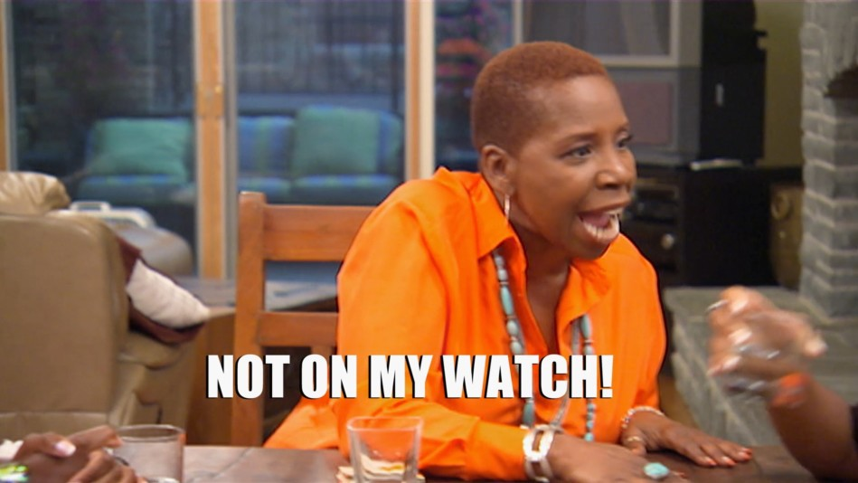 Iyanla Recalls Her Favorite One-Liners That Became Memes