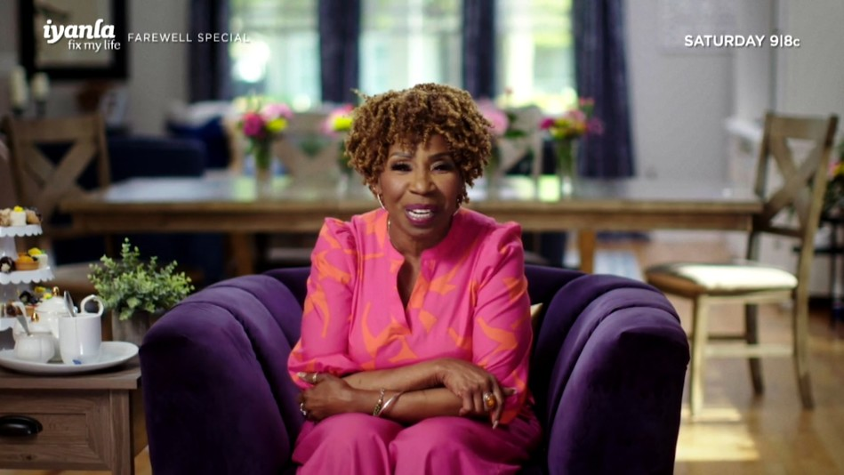 """The """"Iyanla: Fix My Life Farewell Special"""" Airs Saturday"""