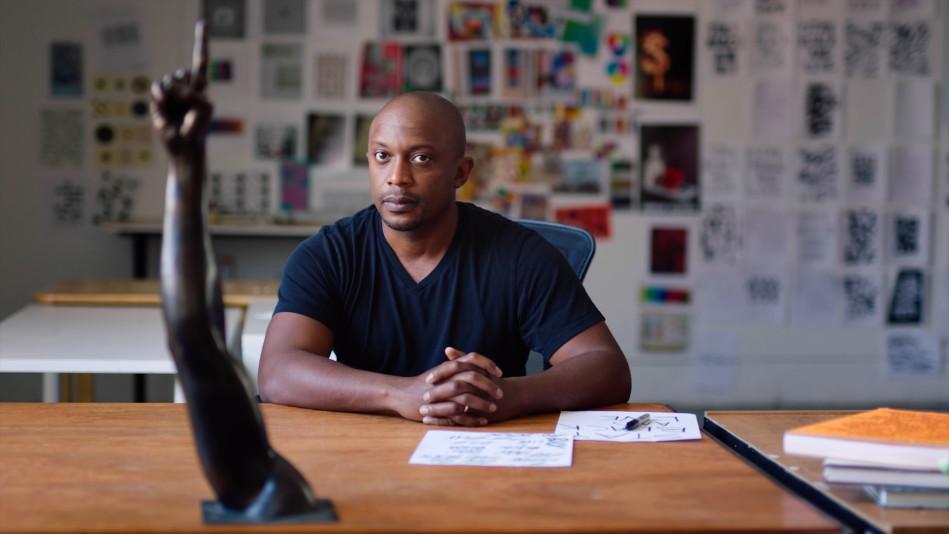 How Artist Hank Willis Thomas Captures the Power of Black People