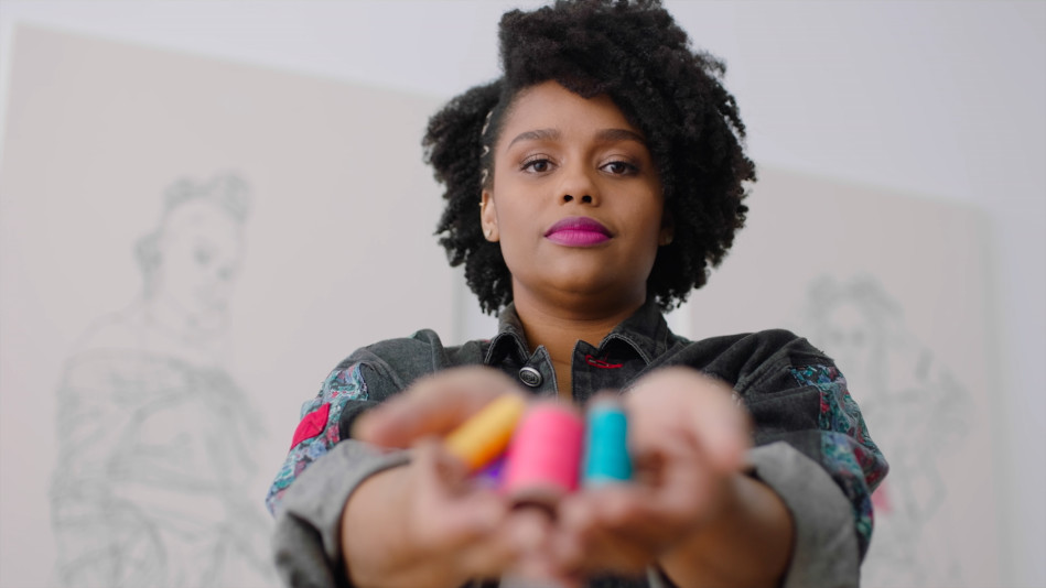 Visual Artist Gio Swaby Centers on Black Joy as a Radical Act