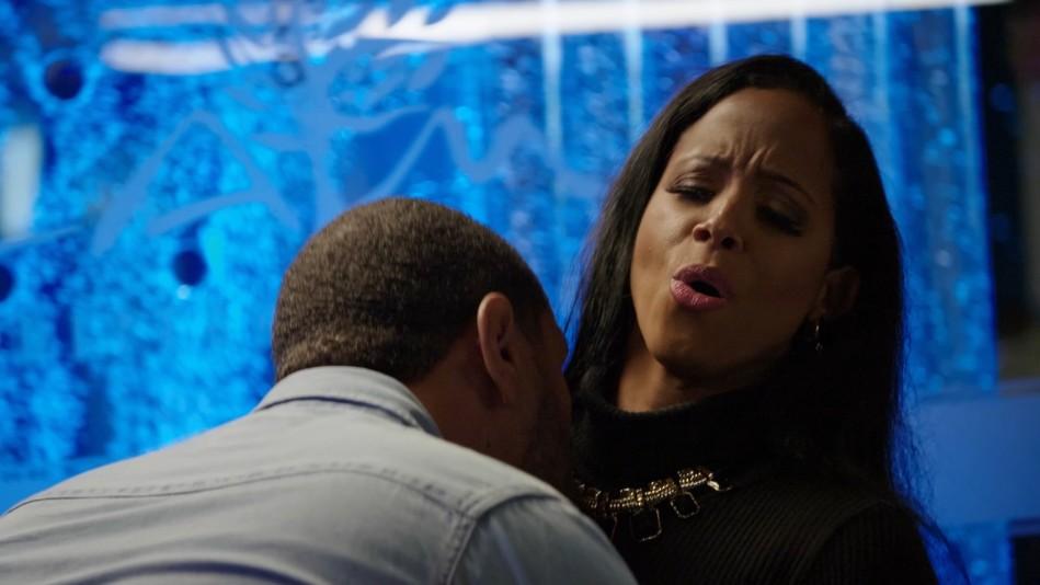 David Refuses to Let Liz Speak