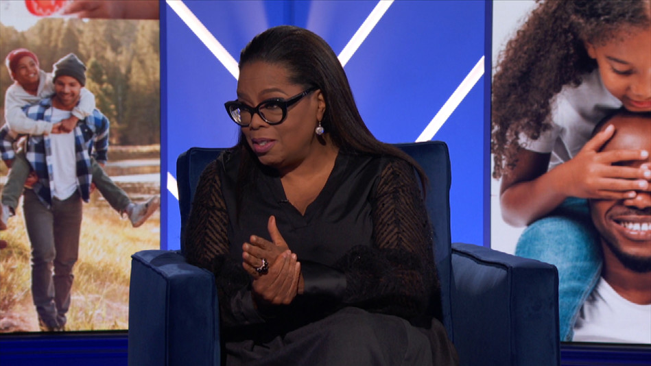 Oprah Speaks About Her Father and Barber Shop Memories