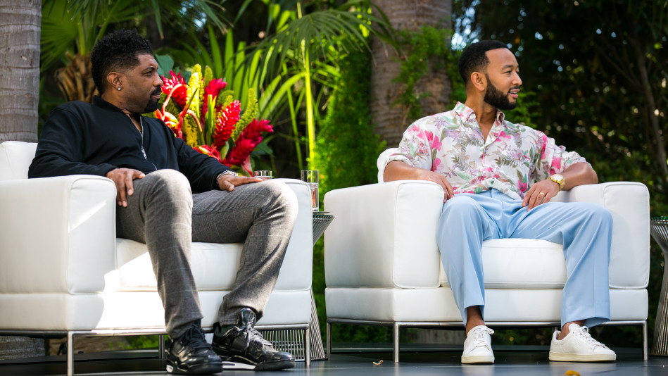 John Legend Talks About Growing Up With His Dad