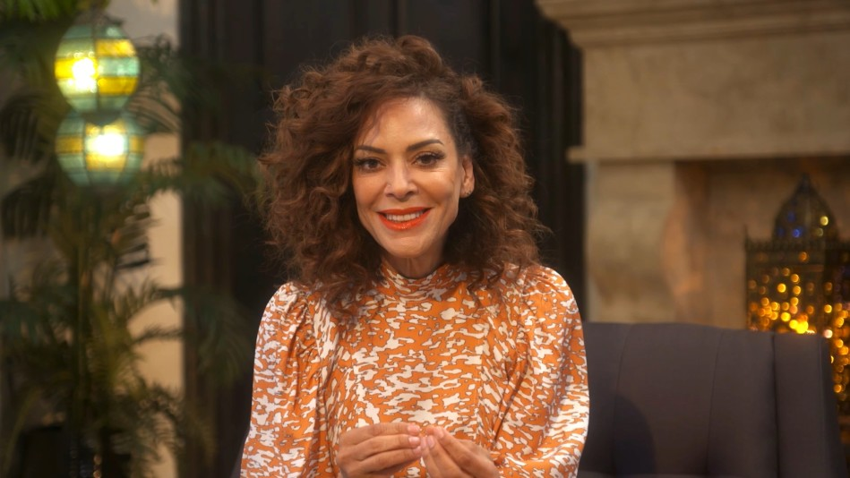 Exclusive:Tracy Explains How Relationship Issues Come Back to Family