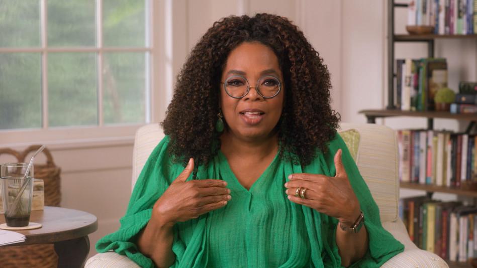 "Oprah on Turning ""Pain Into Purpose"""