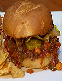 Catfish Sloppy Joe