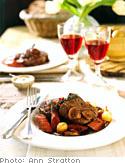 Fillet of Beef Bourguignon