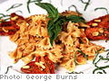 Pasta with Oven-Dried Tomato Pesto
