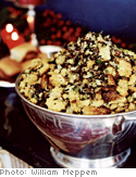 Wild Rice and Cornbread Dressing