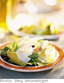 Fennel, Olive and Orange Salad