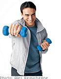 Fitness expert Michael Gonzalez-Wallace
