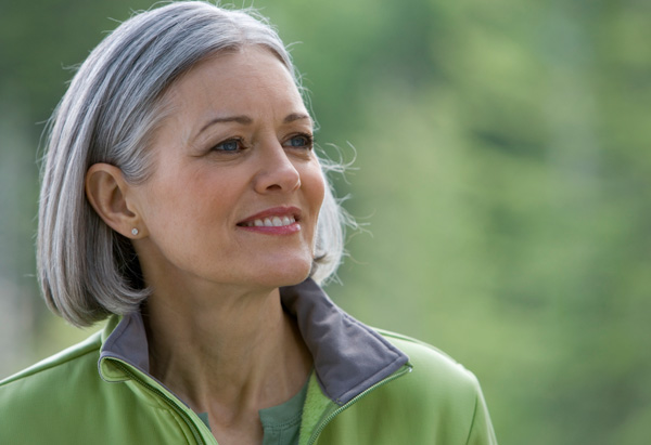 How To Embrace Gray Hair