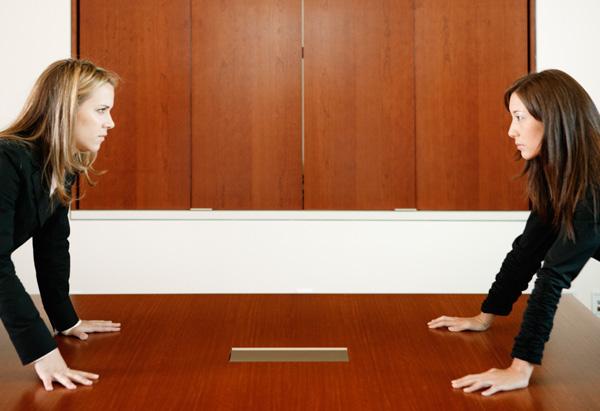 Fighting Businesswomen