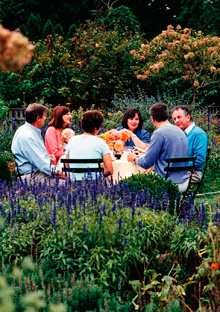 Ina Garten's Garden Party - Recipes - Oprah.