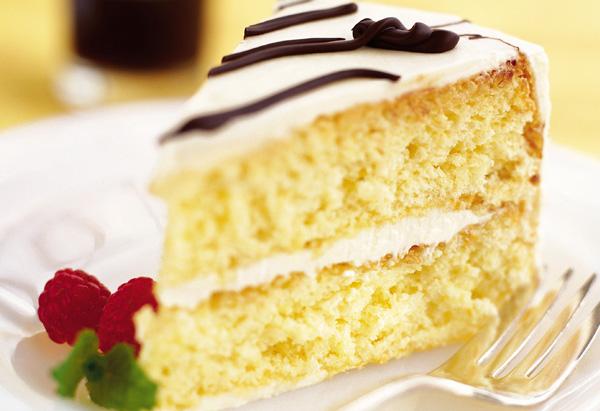 Bigmom's sponge cake