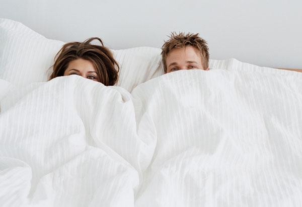 Shy Couple