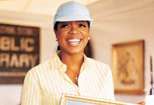 Oprah Winfrey and early-20th-century painting