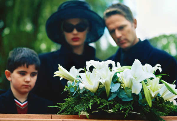Coping With The Death Of A Parent