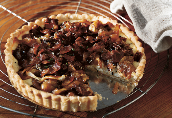 Bacon Tart