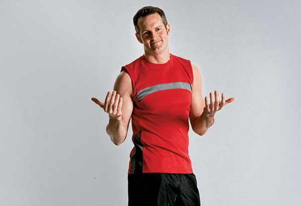 Joel Harper, celebrity trainer