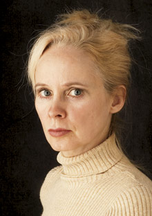Author Mary Gaitskill