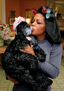 Oprah and Sophie