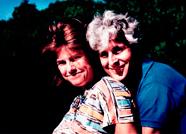 Sheila Kohler with her husband, Bill Tucker