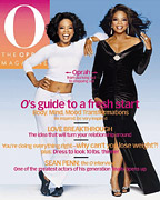 O Magazine January 2005 cover