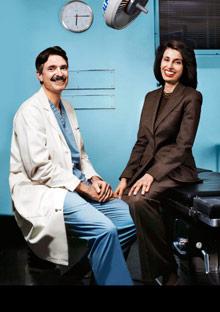 David Hidalgo, MD & Mary Ann Tighe