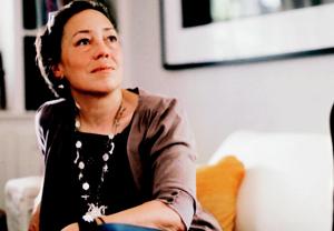 Writer Lise Funderburg