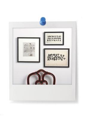 Alphabet prints