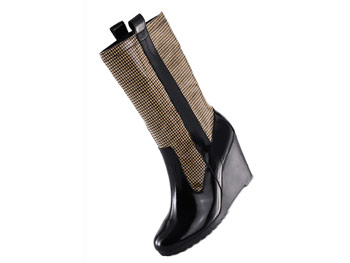 Tommy Hilfiger wedge boot