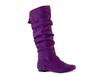Steve Madden ruched boot