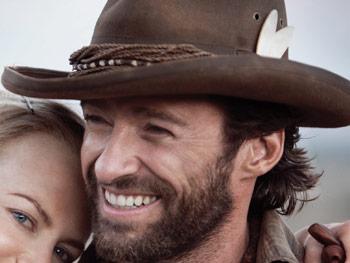 Hugh Jackman in Australia
