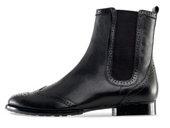 Lauren by Ralph Lauren wingtip boots
