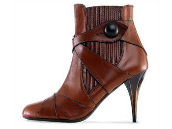 Miu Miu high-heeled boots
