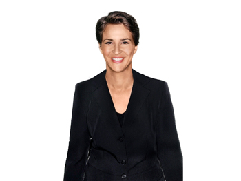 What Rachel Maddow knows for sure