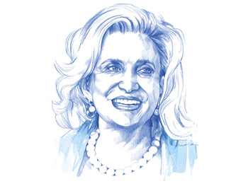 What Carolyn Maloney knows for sure