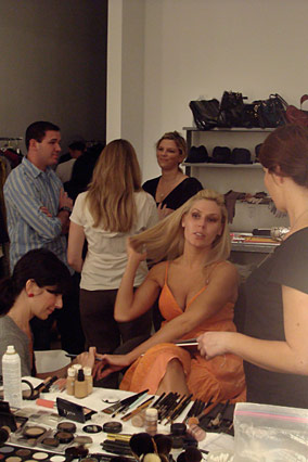 Behind the scenes with the O fashion team and the Real Housewives of Orange County