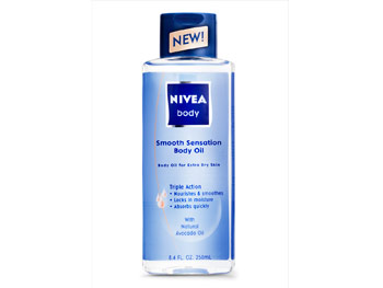 Nivea Smooth Sensation Body Oil
