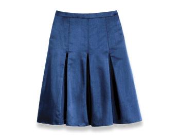 Ann Taylor cobalt blue skirt