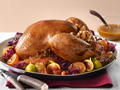 5 all-star chefs create an easy-does-it Thanksgiving menu.