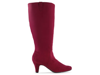 Silhouettes wide boot