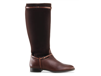 J.Crew leather boot